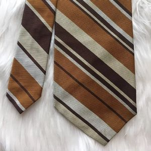 Vintage Qiana By Don Loper of California Tie